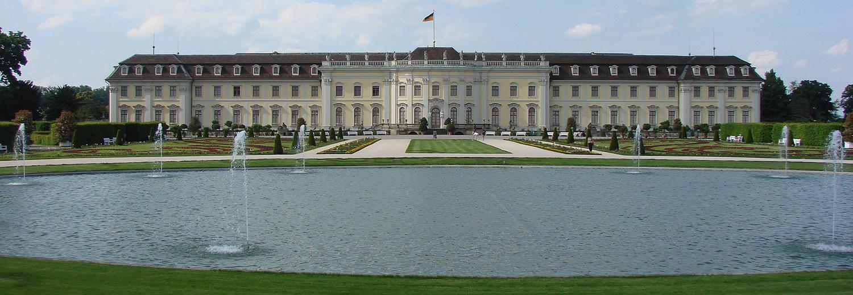 ルートヴィヒスブルク(Ludwigsburg)