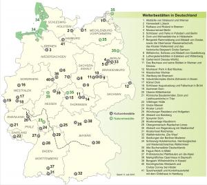 ドイツ世界遺産