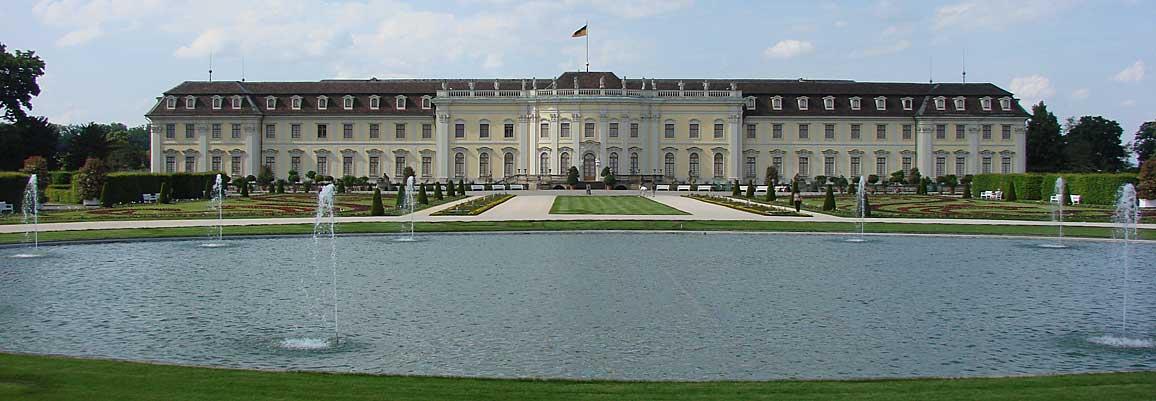 ルートヴィヒスブルク宮殿