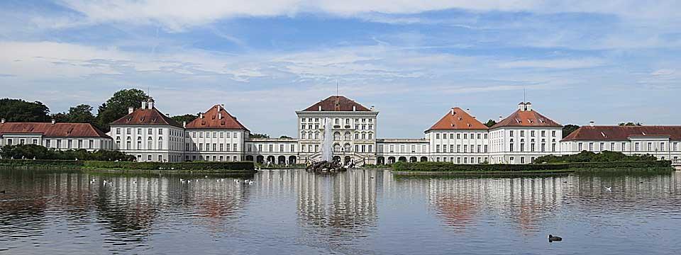 ニュンフェンブルク宮殿